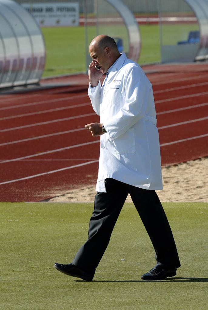 Dr. Del Corral