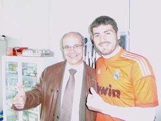 Operación Iker Casillas